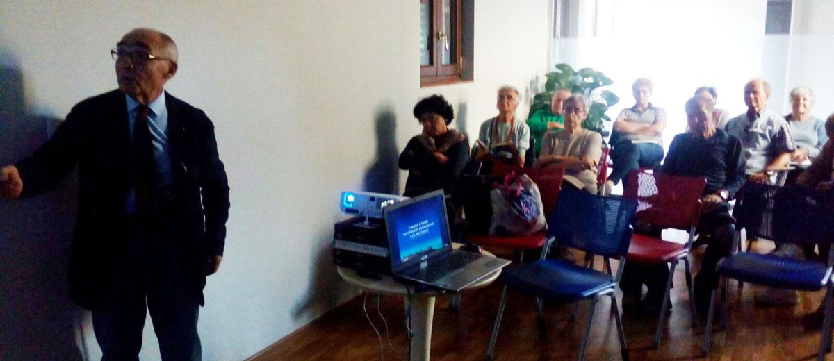 Regina - Corso Motivazione-Benessere-Parkinson-Pisa
